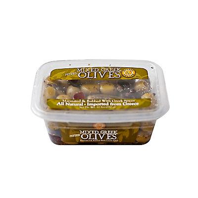 Keepos Greek Olive Medley, 12.3 oz.