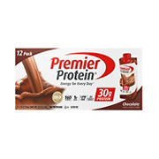 Premier Protein Chocolate Shake, 12 ct./11 oz.