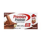Premier Protein Chocolate Shake, 12 ct./11 oz.