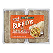 Don Miguel Breakfast Burritos, 6 ct./ 42 oz.