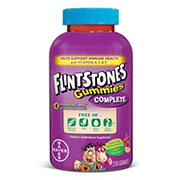 Flintstones Gummies Complete Children's Multivitamin, 250 ct.