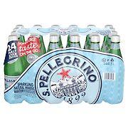 San Pellegrino Sparkling Natural Mineral Water, 24 pk./16.9 oz.