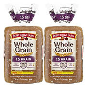 Pepperidge Farm 15 Grain Bread, 2 pk./24 oz.