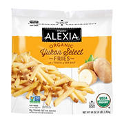 Alexia All Natural Organic Yukon Fries with Sea Salt, 4 lbs.