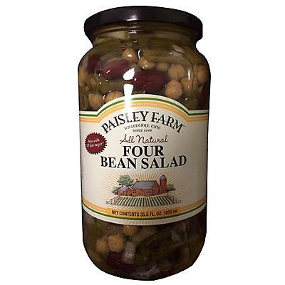 Paisley Farm Natural Four Bean Salad, 2 ct./35.5 oz.