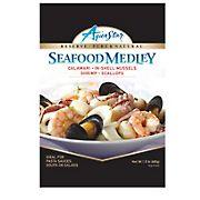 Aqua Star Seafood Medley, 1.5 lbs.