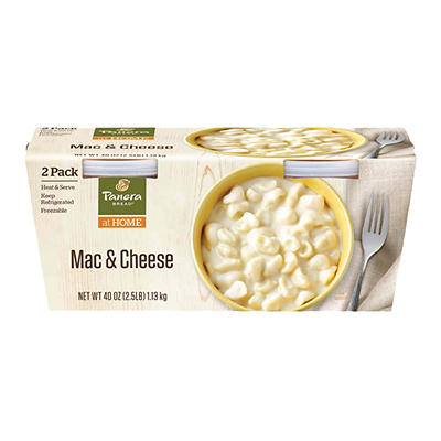 Panera Mac & Cheese, 2 pk./20 oz.