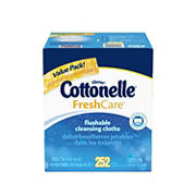 Kleenex Cottonelle Fresh Care Value Pack, 47 ct.