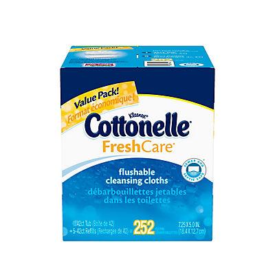 Kleenex Cottonelle Fresh Care Value Pack, 47 ct.