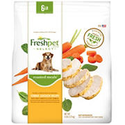 Freshpet Select Tender Chicken with Crisp Carrots and Leafy Spinach Dog Food, 6 lbs.