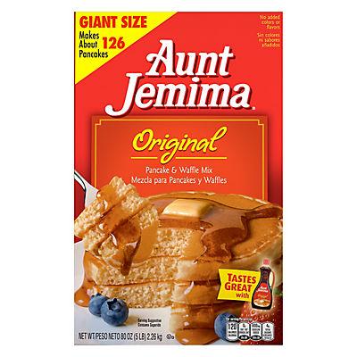 Aunt Jemima Pancake Mix, 2 pk./5 lbs.
