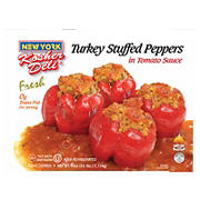 Mon Cuisine NY Kosher Stuffed Peppers, 2.5 lbs.