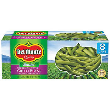 Del Monte Blue Lake French Style Green