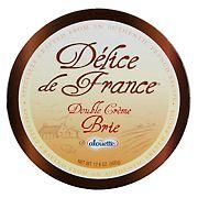 Alouette Delice de France Double Creme Brie, 17.6 oz.