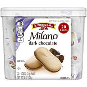 Pepperidge Farm Dark Chocolate Milano Cookies, 20 ct.
