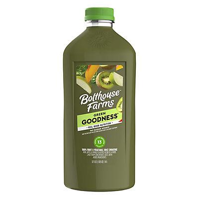 Bolthouse Farms Green Goodness 100% Fruit Juice Smoothie, 32 fl. oz.