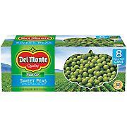 Del Monte Sweet Peas, 8 pk./15 oz.