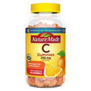 Nature Made Vitamin C Adult Gummies, 200 ct.