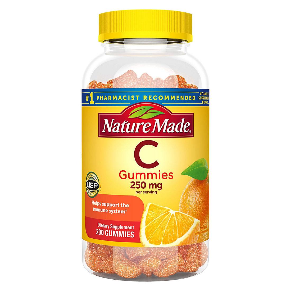 photograph regarding Ester C Coupons Printable named Mother nature Produced Vitamin C Grownup Gummies, 200 ct.