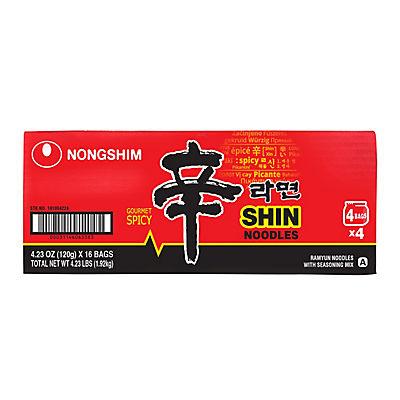 Nong Shim Ramyun Noodle Soup, 16 pk./4.2 oz.