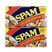 Hormel Spam with 25% Less Sodium, 6 pk./12 oz.