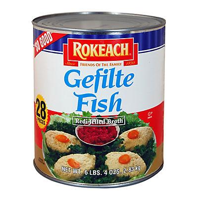 Rokeach Gefilte Fish, 64 oz.