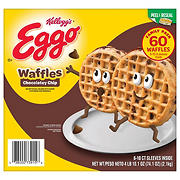 Kellogg's Eggo Chocolate Chip Waffles, 60 ct.