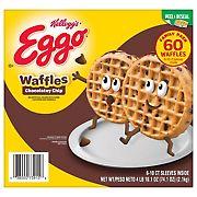 Kellogg's Eggo Chocolate Chip Waffles, 60 ct.