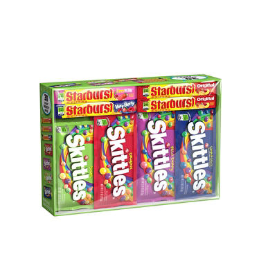 Wrigley's Sugar Variety Pack - 30 pk.