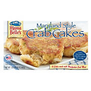 Mama Belle's Maryland Style Crab Cakes, 10 ct.