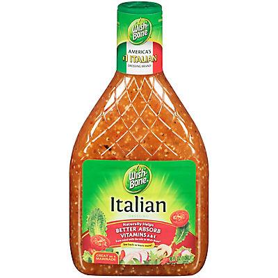 Wish-Bone Italian Dressing, 36 oz.