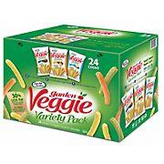 Sensible Portions Garden Veggie Straws Variety Pack, 24 pk./1 oz.