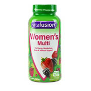 Vitafusion Women's Complete Multivitamin, 220 ct.