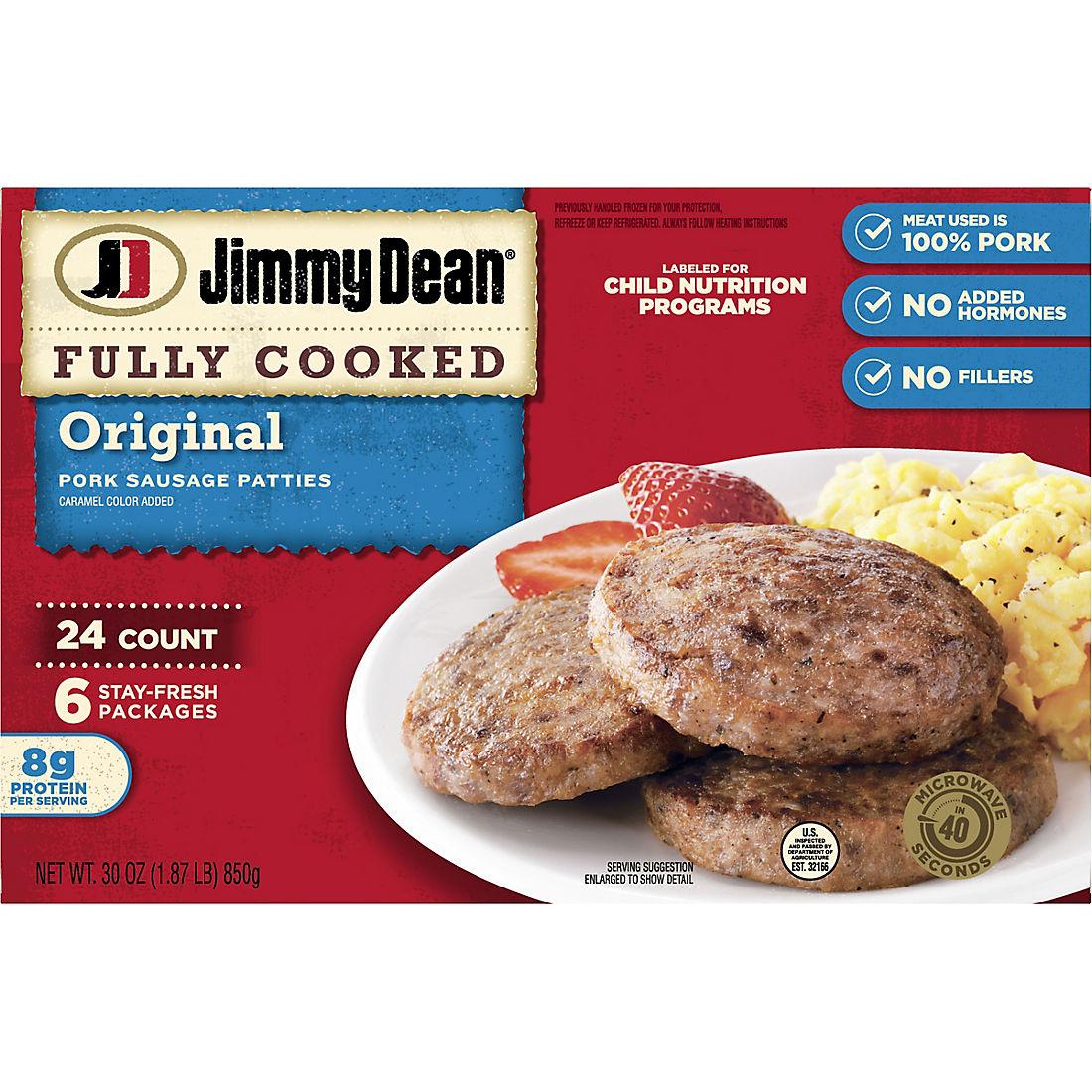 Jimmy Dean Original Pork Sausage