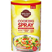 Wellsley Farms Cooking Spray, 2 ct./16 oz.