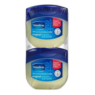 Vaseline Original Petroleum Jelly, 2 pk./13 oz.