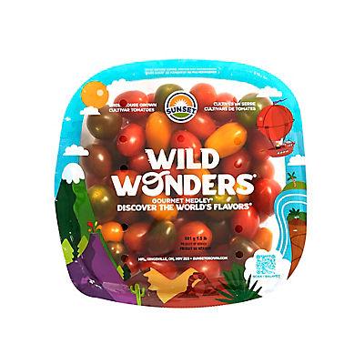 Sunset Wild Wonders Gourmet Medley Tomatoes, 1.5 lbs.