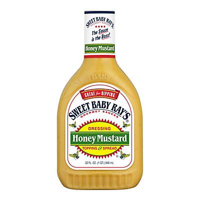 Sweet Baby Ray's Honey Mustard Dressing, 32 oz.