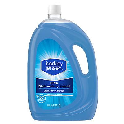 Berkley Jensen Liquid Dish Detergent, 100 oz.