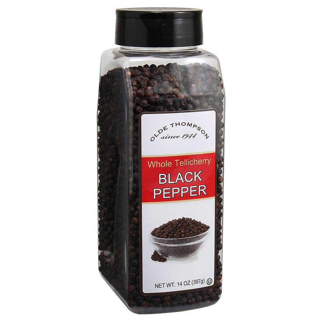Olde Thompson Whole Pepper, 14 oz  - BJs WholeSale Club