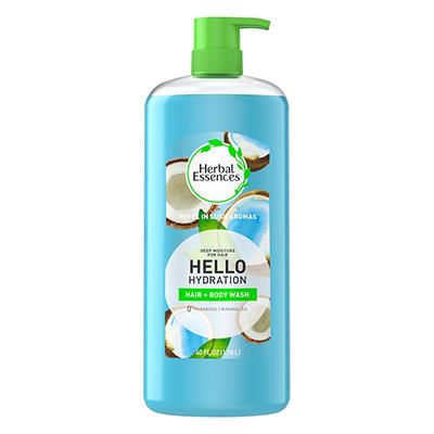 Herbal Essences Hello Hydration Moisturizing Shampoo with Coconut Esse