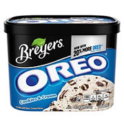 Breyers Oreo Ice Cream, 64 oz