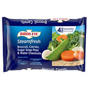 Birds Eye Steamfresh Fresh-Frozen Vegetables, 4 pk./12 oz.