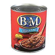 B&M Original Baked Beans, 116 oz.