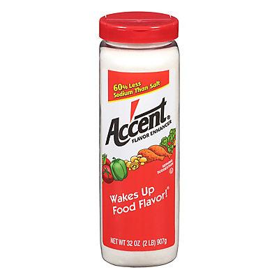 Accent All Natural Flavor Enhancer, 32 oz.