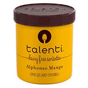 Talenti Alphonso Mango Sorbetto, 1 qt.