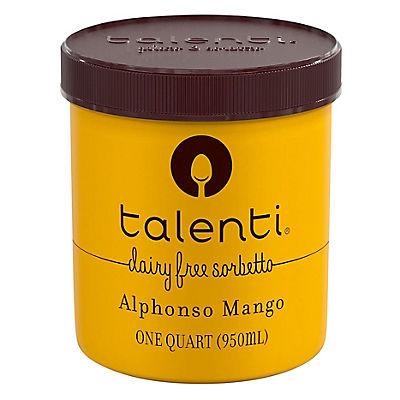 Talenti Alphonso Mango Sorbetto, 1 qt.