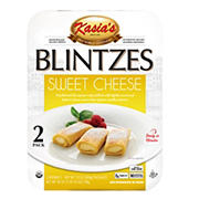 Kasias Deli Sweet Cheese Blintzes, 12 ct.