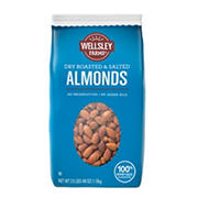 Wellsley Farms Almonds, 40 oz.