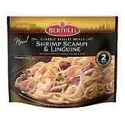 Bertolli Shrimp Scampi Linguine, 2 ct./24 oz.